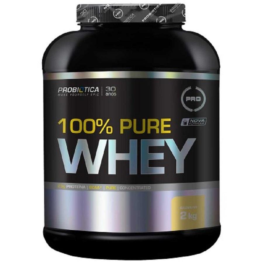 100% Pure Whey - 2Kg - Probiótica