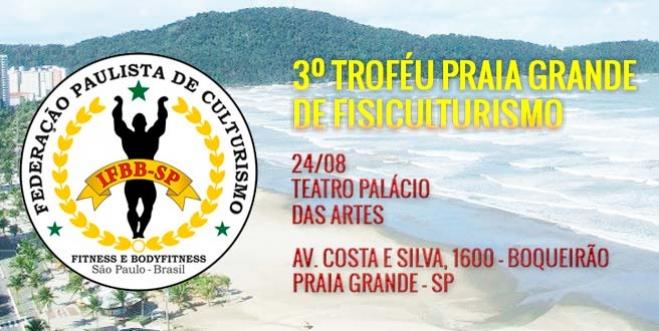 3º Troféu Praia Grande de Fisiculturismo – IFBB-SP