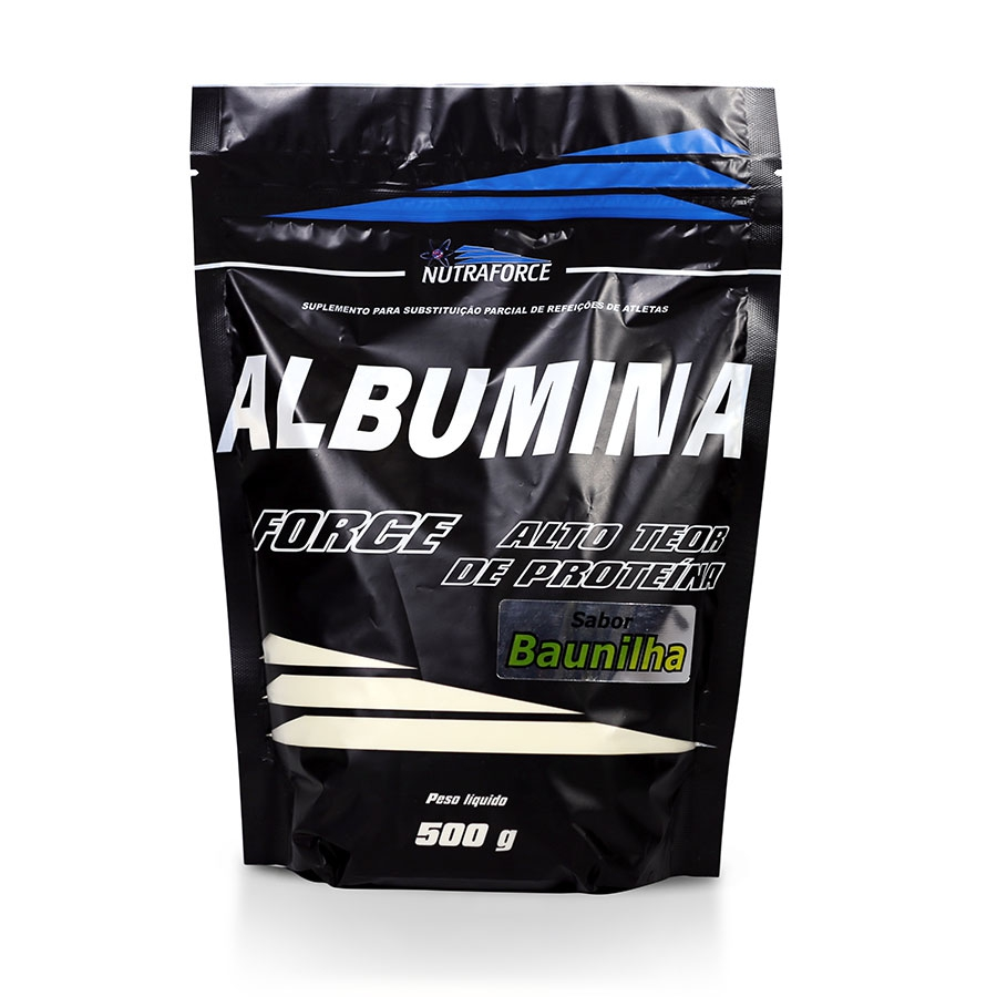 Albumina 500gr - Nutraforce