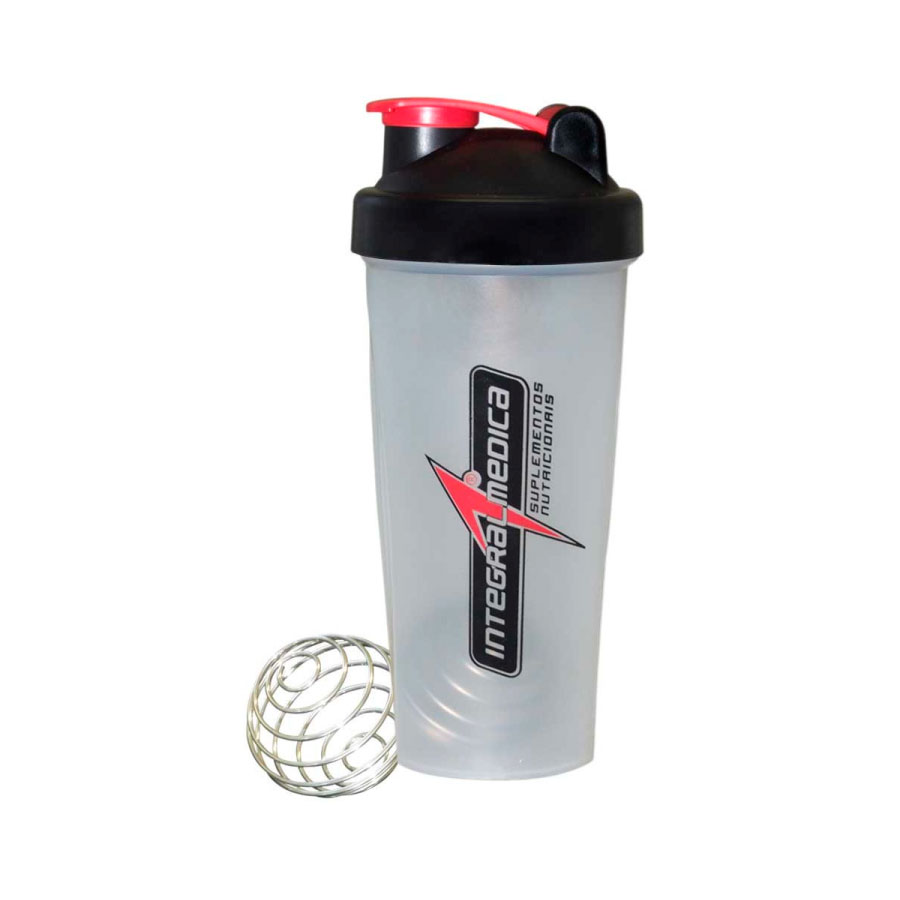 Coqueteleira (shaker) com blender 600ml - Integralmédica