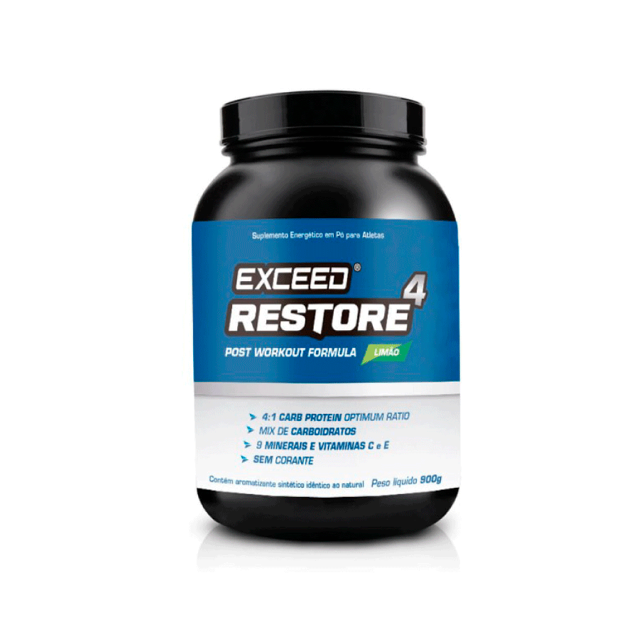 Exceed Restore4 900g - Advanced Nutrition