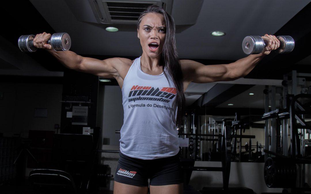 Entrevista com a atleta Michele Silva