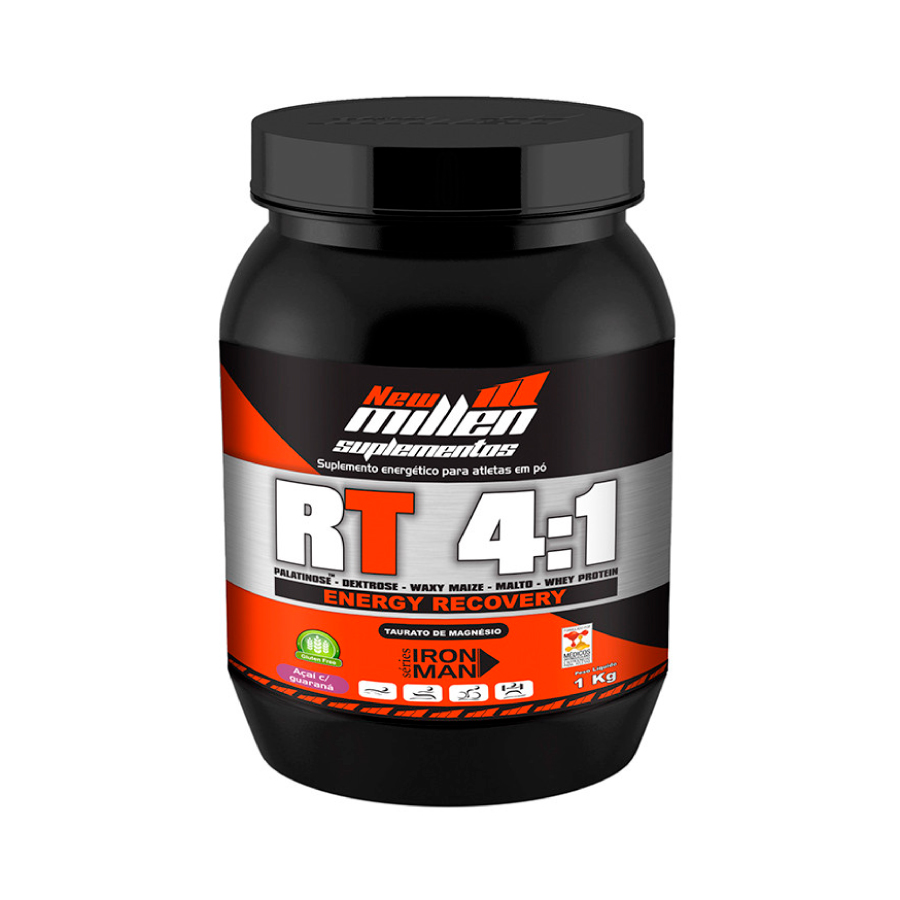 RT 4:1 Energy Recovery 1Kg - New Millen