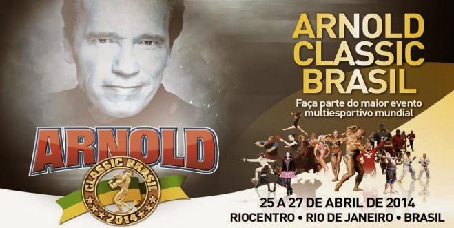 Arnold Classic Brasil Amateur 2014
