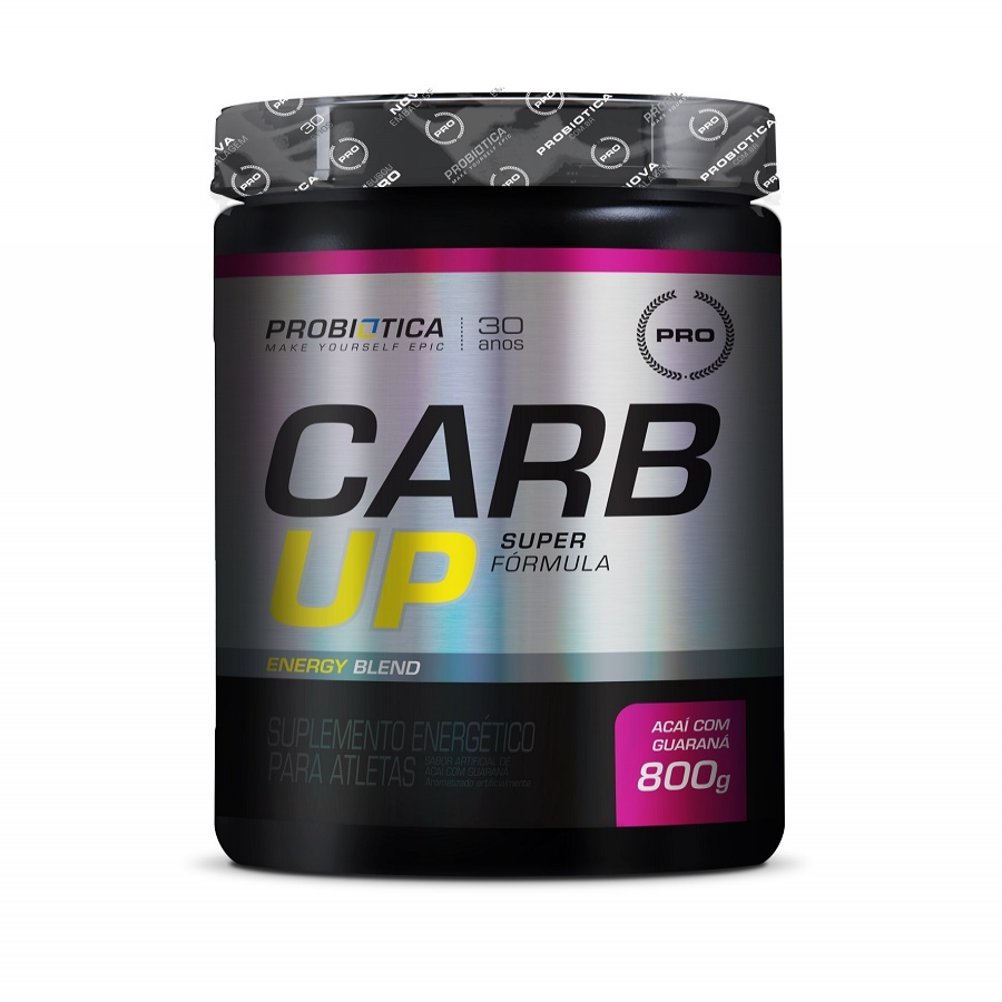 Carb up 800g - Probiótica