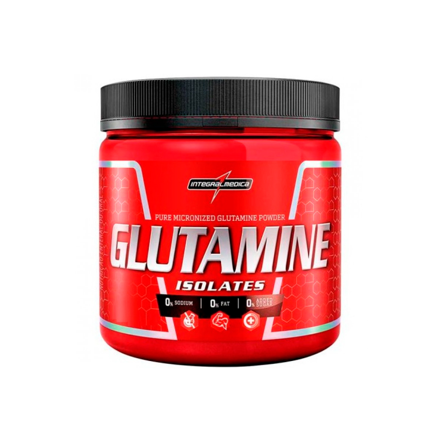 Glutamina 300g - Integralmédica