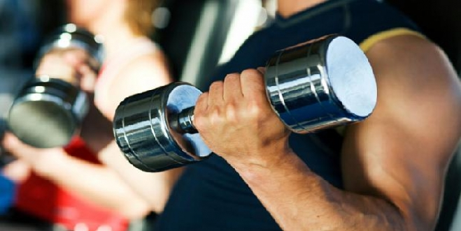 Intervalo entre ás séries nos exercícios de musculação.