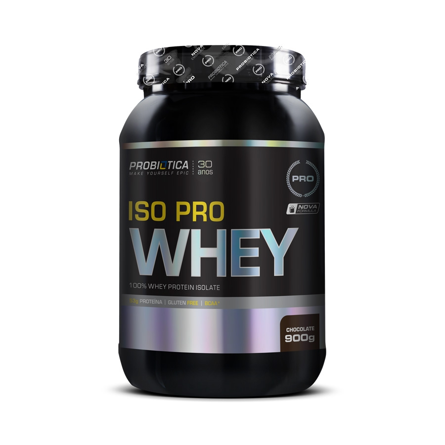 IsoPro Whey 900g - Probiótica
