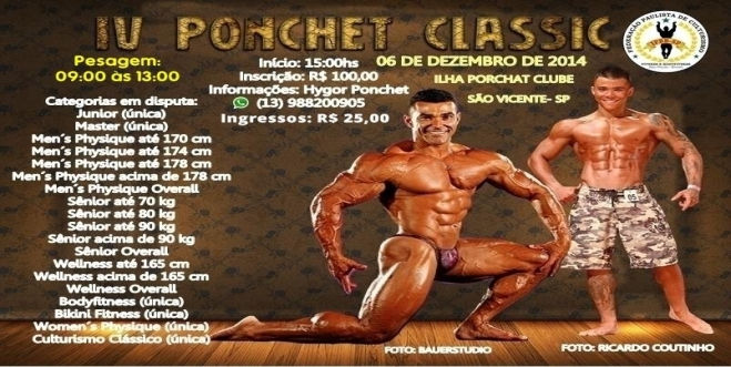 IV Ponchet Classic