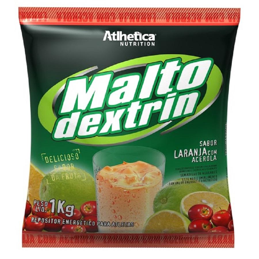 Maltodextrina 1Kg - Atlhetica Nutrition