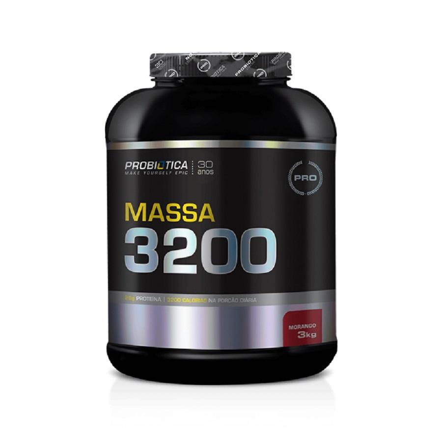 Massa 3200 anticatabolic 3000g - Probiótica