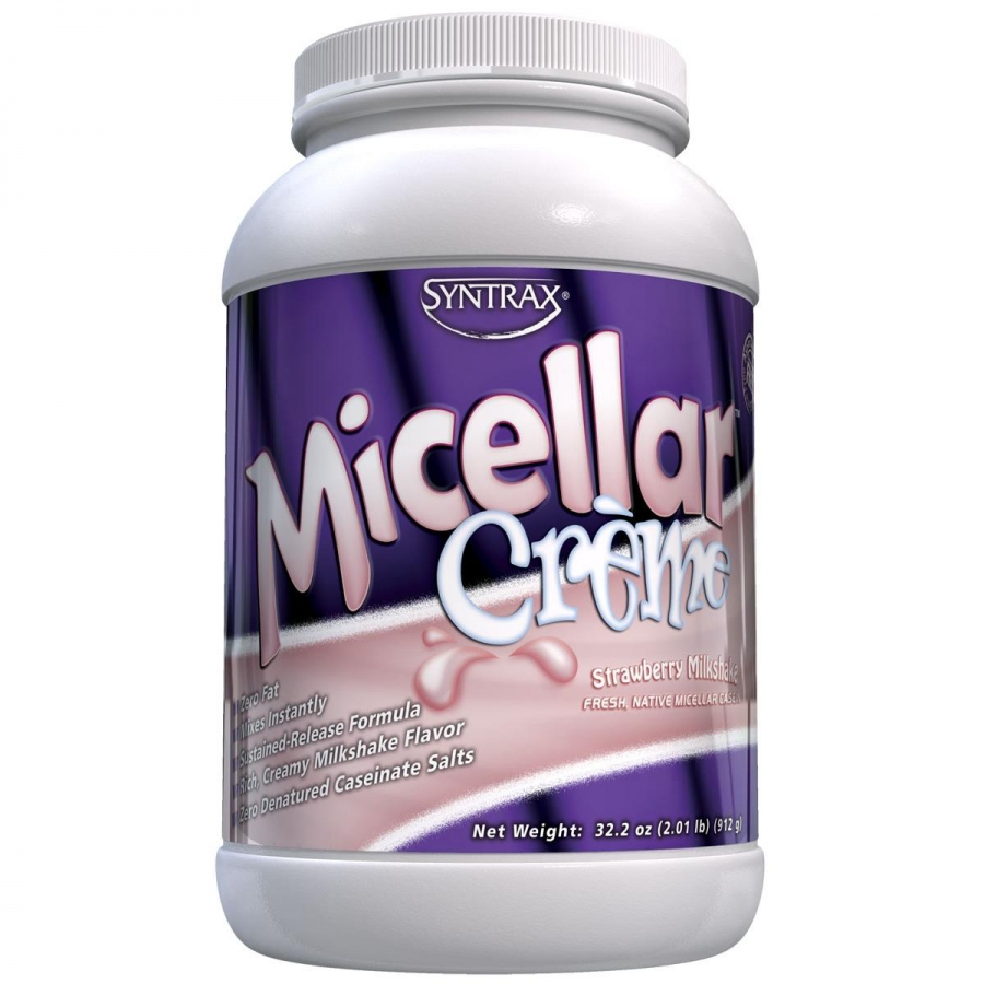 Caseína Micellar Creme (907g) - Syntrax