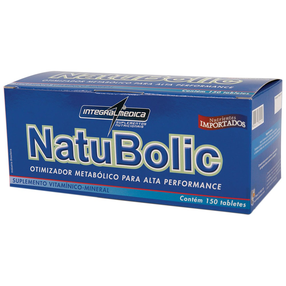 Natubolic 150 tabletes - Integralmédica