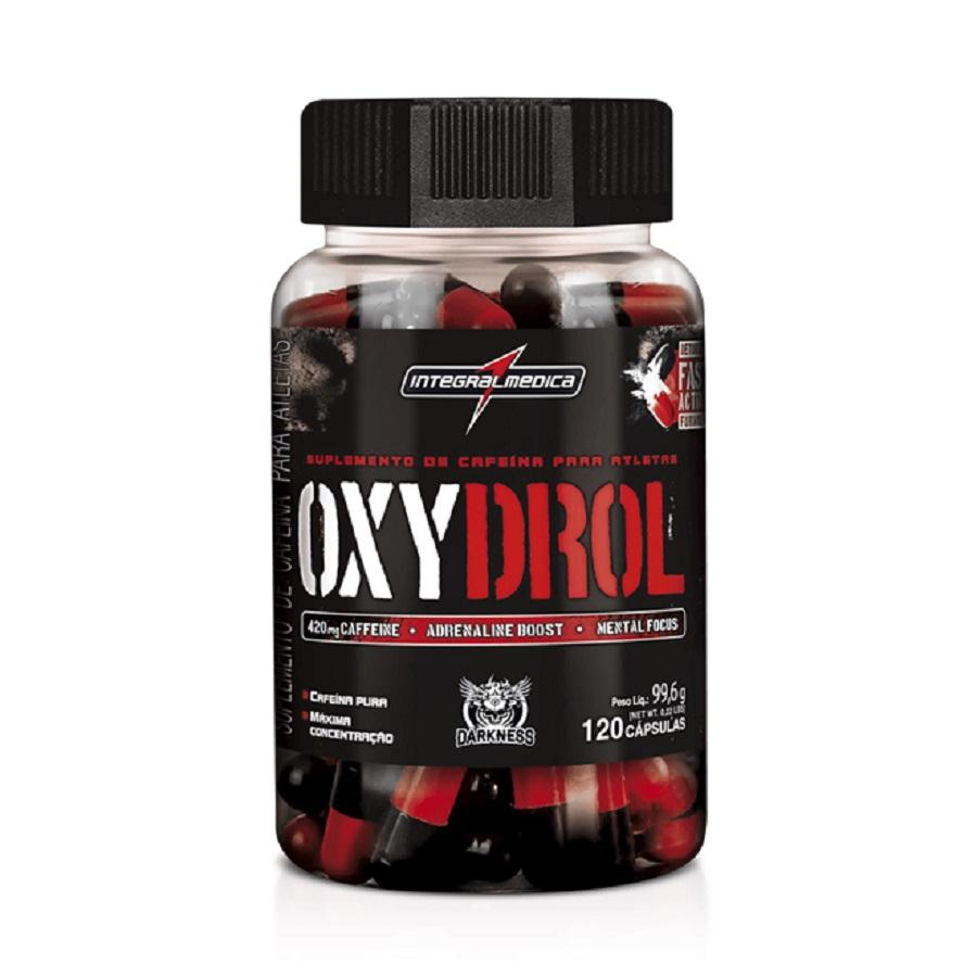 Oxydrol 60 cápsulas - Integralmédica