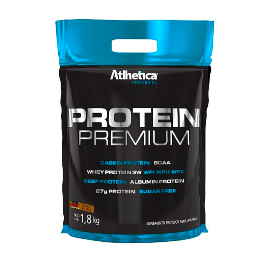 Protein Premium Refil (1,8Kg) - Atlhetica Nutrition