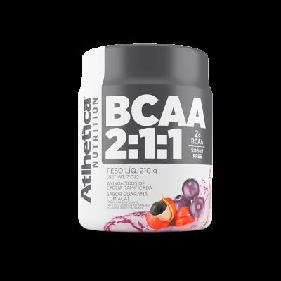 Bcaa 2:1:1 Atlhetica Nutrition