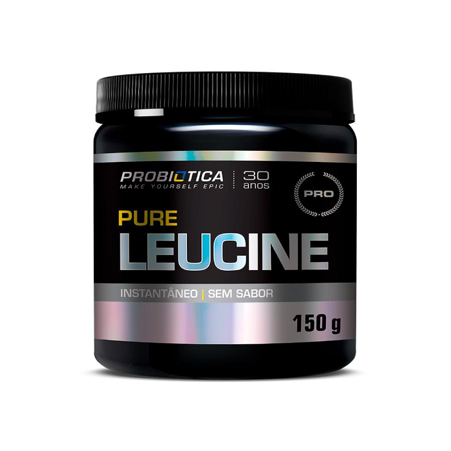 8a189dbeab Leucine Pure 150g - Probiótica - Nutracorpore