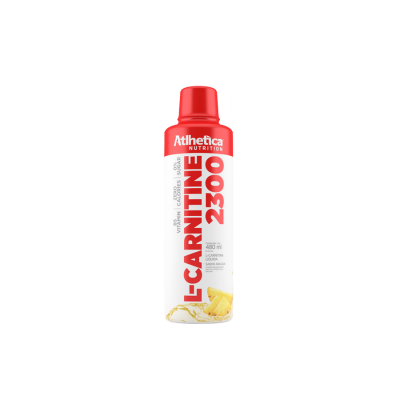 L-Carnitina 2300 480ml Atlhetica Nutrition