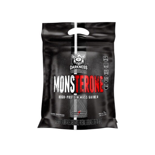Monsterone Darkness 3Kg Integralmedica