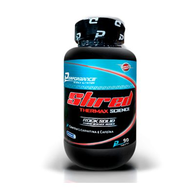 shred 90 tabletes performance nutrition