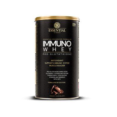 immuno whey 465g essential nutrition