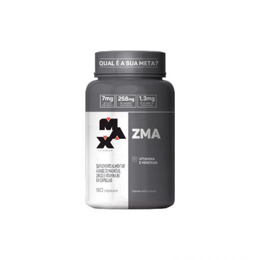 ZMA 90 cápsulas Max Titanium