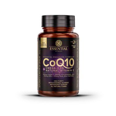 Coenzima Q10 Essential Nutrition