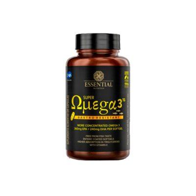 Super Omega 3 Gastro Resistant 90 caps Essential Nutrition